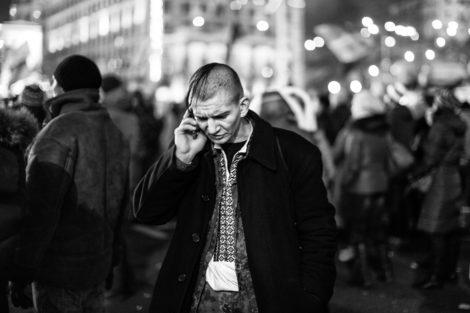 Revolution Of Dignity in Ukraine