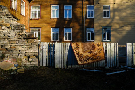 Fence, Tallinn, Estonia 2019