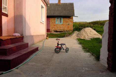 Kid's Bicycle, Volyn, Ukraine